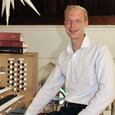 Coty Graf, Organist and Choir Director
